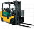 Thumbnail Komatsu CX-Gasoline & LP:FG40-FG35BC Forklift Manual