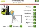 Thumbnail Clark Electric Truck CEM10/12/16/20,CTM10/12/16/20 Manual